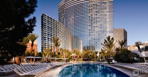Hotel Aria Resort & Casino, Las Vegas