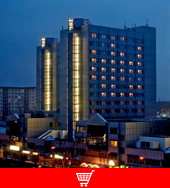 Grand City Hotel Berlin East, Berlino