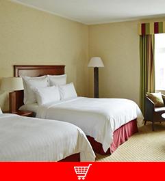 camera dell'Hotel Marriott Bexleyheath di Londra