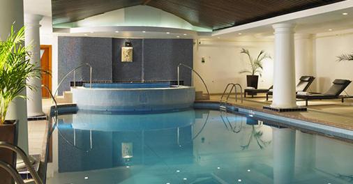 La Spa dell'Hotel Marriott Bexleyheath di Londra, Gran Bretagna