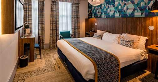 Hotel Cairn, Edimburgo