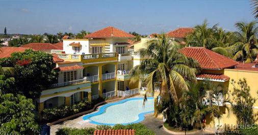 Hotel Cubanacan Comodoro - Havana, Cuba