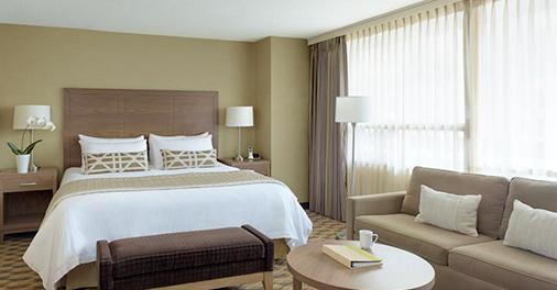 camera dell'Hotel Eaton Chelsea, Toronto - Canada
