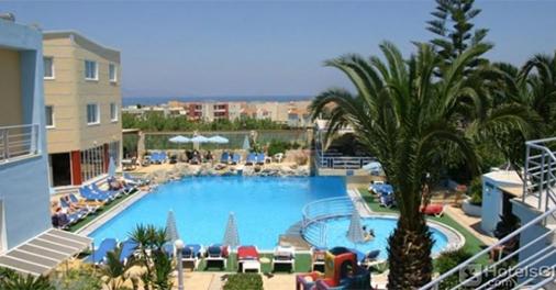 Hotel Futura - Crete, Greece