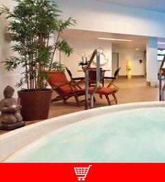 Il centro benessere dell'Hotel Leonardo Royal Baden-Baden, Germania