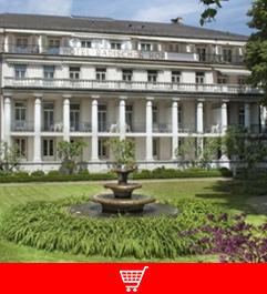 Hotel Radisson Blu Badischer Hof, Baden-Baden Alemania