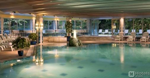 Hotel Radisson Blu Badischer Hof, Baden-Baden - Alemania
