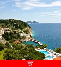 Radisson Blu Resort & Spa Dubrovnik Sun Gardens, Dalmatie-Croatie