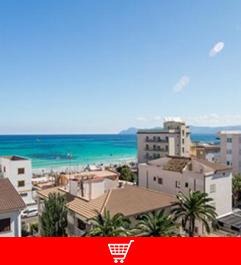 THB Gran Playa Hotel, Mallorca - Balearischen Inseln, Spanien