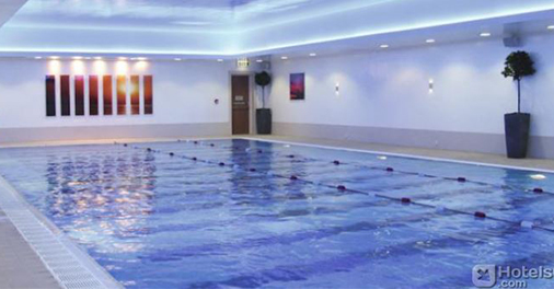 Piscina termale del Mercure Sheffield St Paul's Hotel And Spa a Sheffield, Gran Bretagna