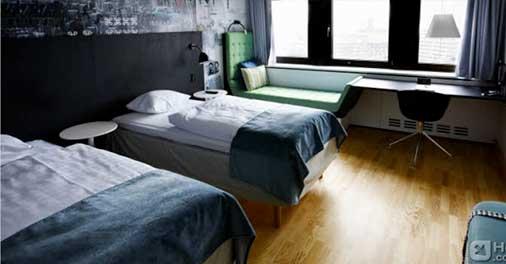 Hotel Scandic Copenhagen, Danimarca