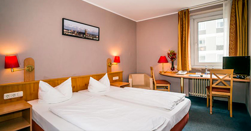 Smart Stay Hotel Schweiz, Munich