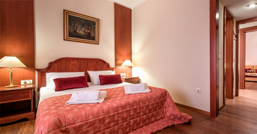 Hotel Strada Marina, Zante - Grèce
