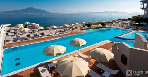 Towers Hotel Stabiae Sorrento Coast, Sorrento Area - Napoli Italy