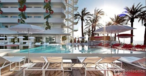 Hotel Ushuaia Ibiza Beach, Spagna