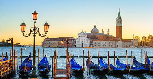 La romantica Venezia