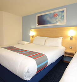 Hotel Travelodge Bristol Central