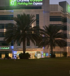 Holiday Inn Express Airport Dubai