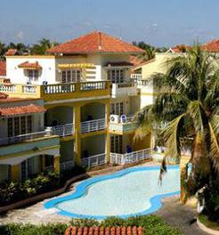 Hotel Cubanacan Comodoro, Havana Cuba