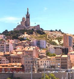 Altstadt von Marseille