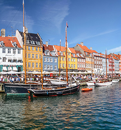 winter city break offers 2016 in Copenhagen, Denmark