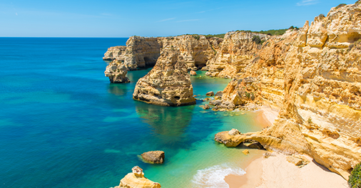 best hotels in albufeira for your sunshine holidays in portugal