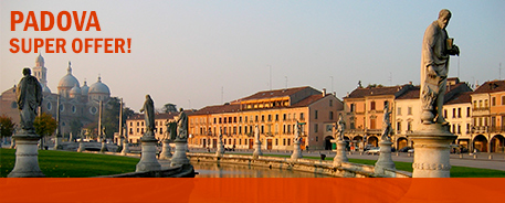Hotel Plaza Padova - Book your stay at unbeatable prices!