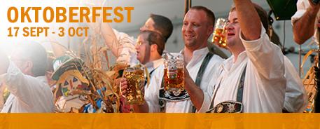 Oktoberfest Munich 2016