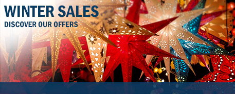 Discover our offers for Winter Sales